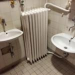 Altes Waschbecken