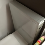 Raumsparendes Monolith - Vorwandelement