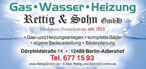 Header image: Rettig & Sohn GmbH -